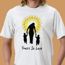 Family is Love T-Shirts, Sweats and Gift Ideas