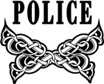 Tattoos For Law Enforcement Tee's and Gifts
