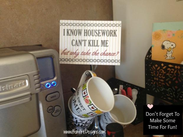 Housework Humor