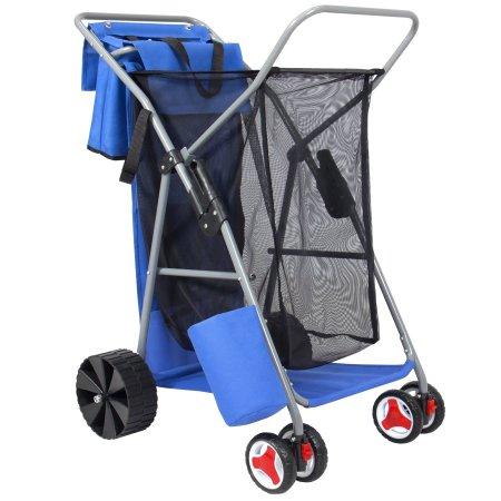 beach buggy upright
